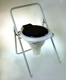 توالت فرنگی ساده تاشو